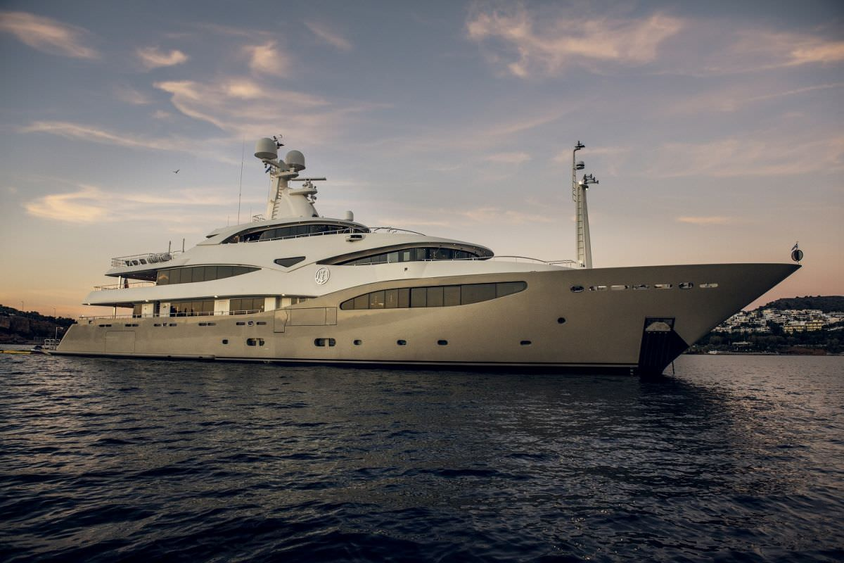 Power Yacht 'Power', 12 PAX,  Crew, 196.00 Ft, 60.00 Meters, Built 2011, CRN Ancona, Refit Year 2014