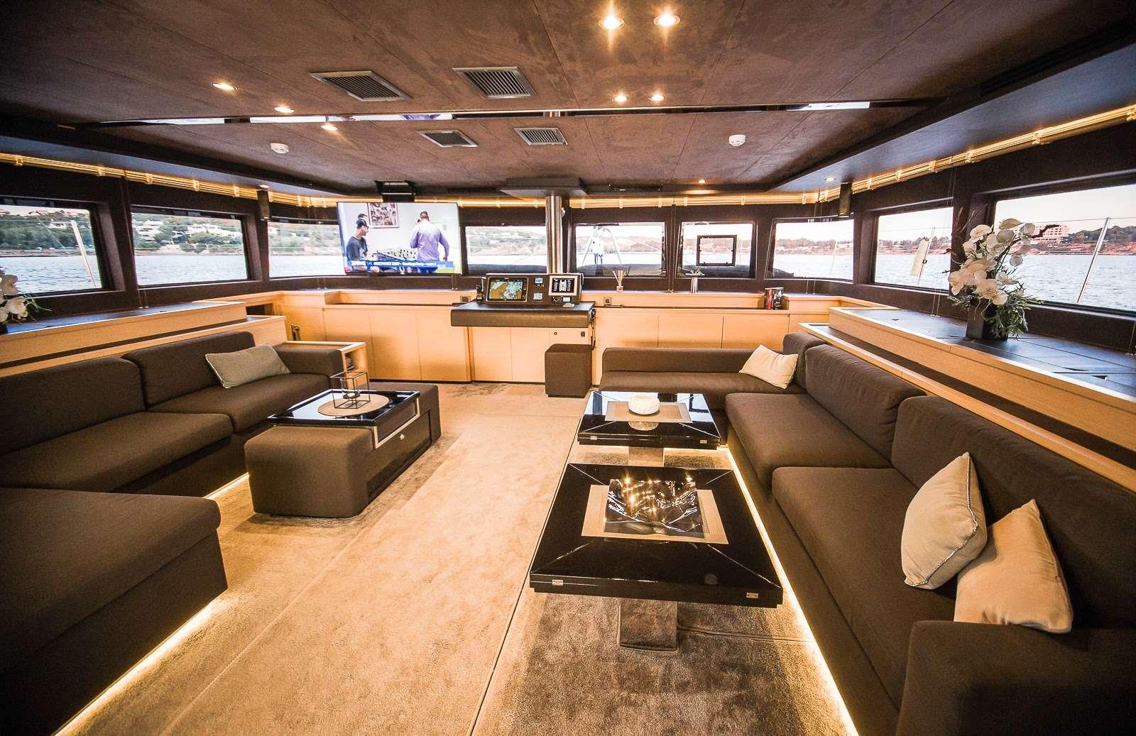 Cat Yacht 'Cat', 8 PAX, 3 Crew, 62.00 Ft, 18.00 Meters, Built 2016, Lagoon, Refit Year