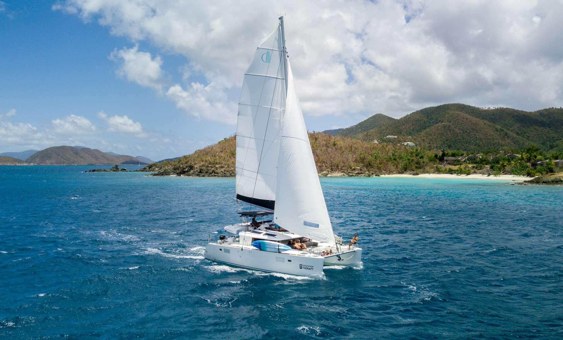 Cat Yacht 'Cat', 6 PAX, 2 Crew, 45.00 Ft, 13.00 Meters, Built 2018, Lagoon, Refit Year