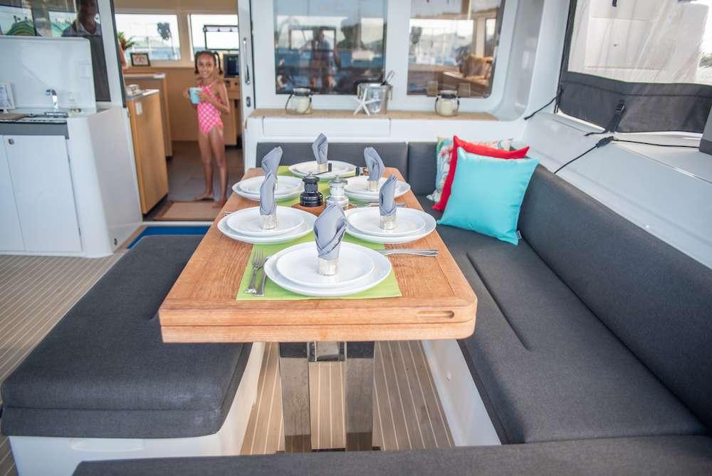Cat Yacht 'Cat', 6 PAX, 2 Crew, 52.00 Ft, 15.00 Meters, Built 2017, Lagoon, Refit Year