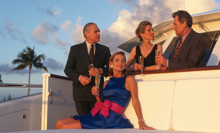 Corporate VIP Super Yacht Charter