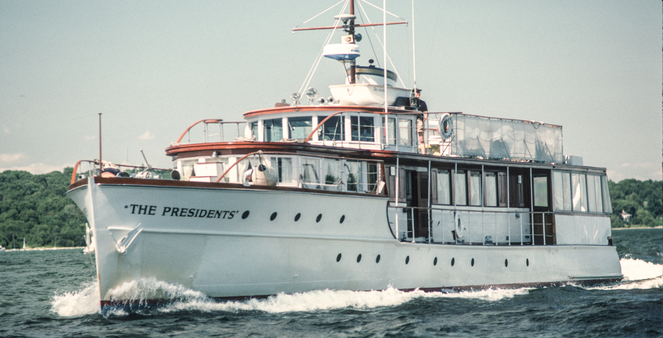 Classic Yacht Charter in New England