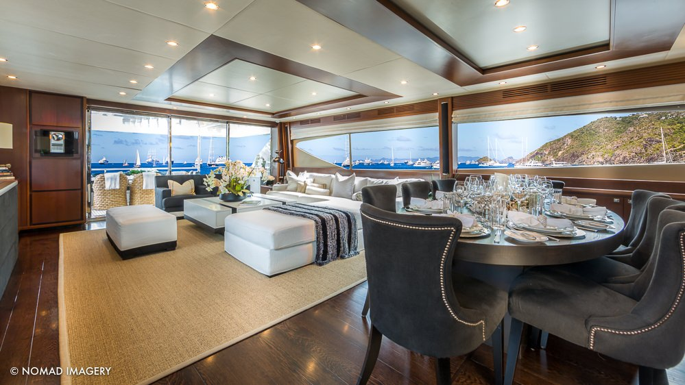 Power Yacht 'Power', 8 PAX, 4 Crew, 95.00 Ft, 28.00 Meters, Built 2009, Princess, UK, Refit Year Interior completely refit in 2014