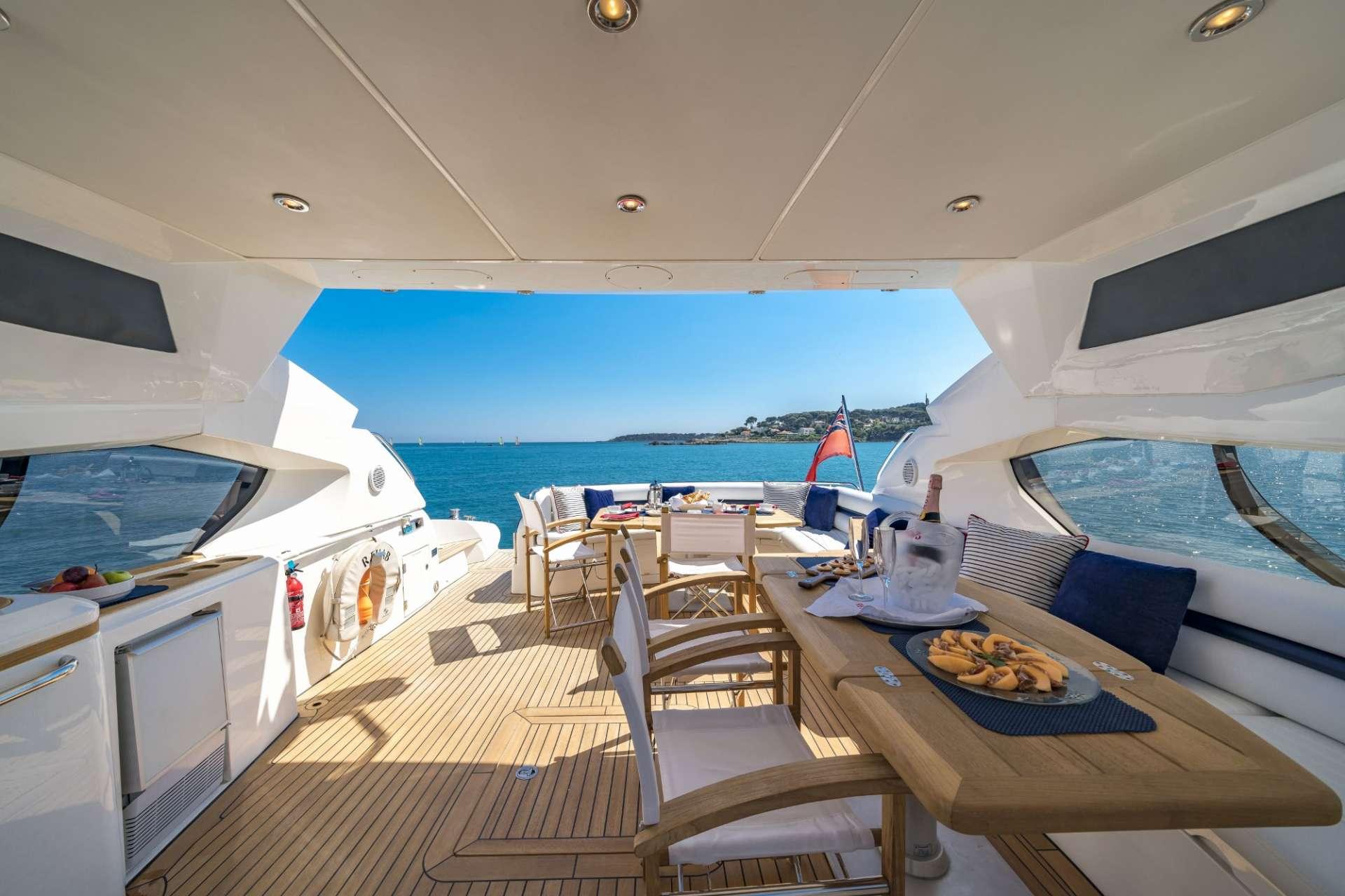 Power Yacht 'Power', 4 PAX, 2 Crew, 68.00 Ft, 21.00 Meters, Built 2004, Sunseeker, Refit Year