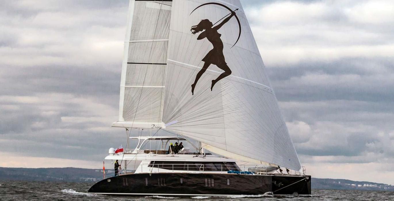 Fiji Catamaran Charters - Diana