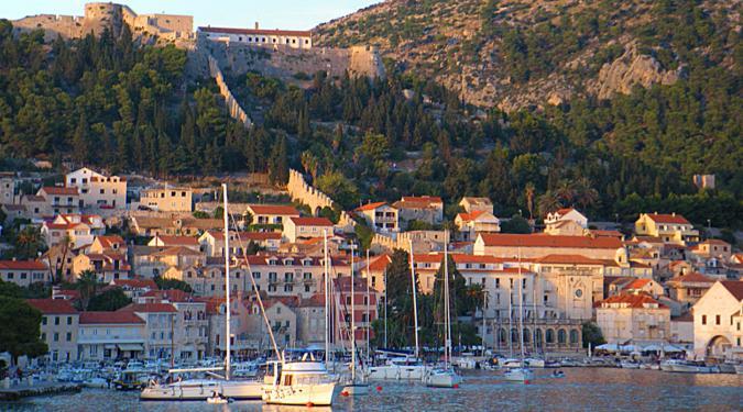 Croatia sailing vacation