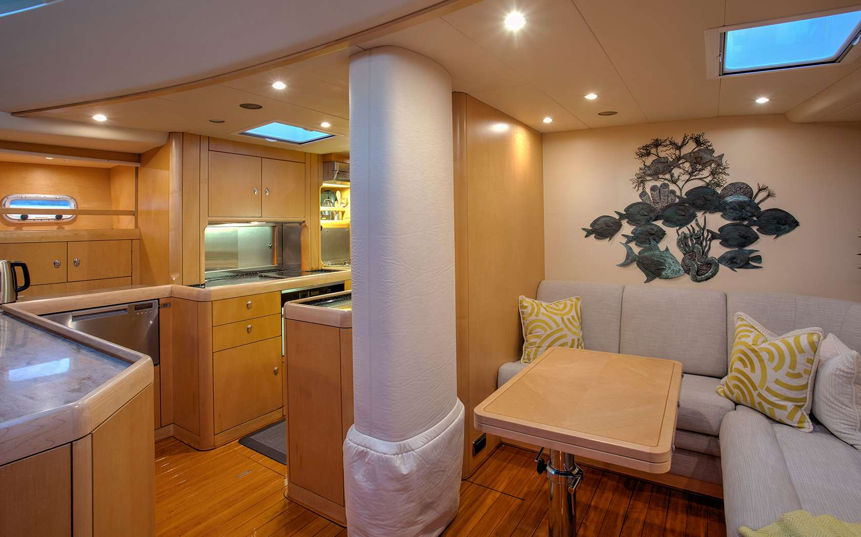 Sail Yacht 'Sail', 6 PAX, 3 Crew, 82.00 Ft, 25.00 Meters, Built 2008, Oyster Marine, Refit Year