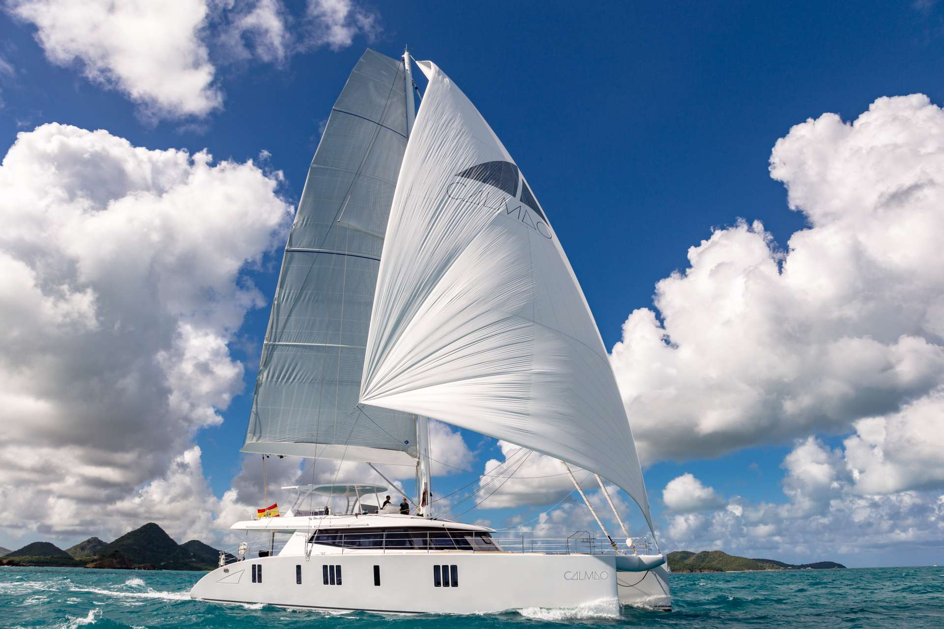 Cat Yacht 'Cat', 9 PAX, 3 Crew, 74.00 Ft, 22.00 Meters, Built 2017, Sunreef Yachts, Refit Year