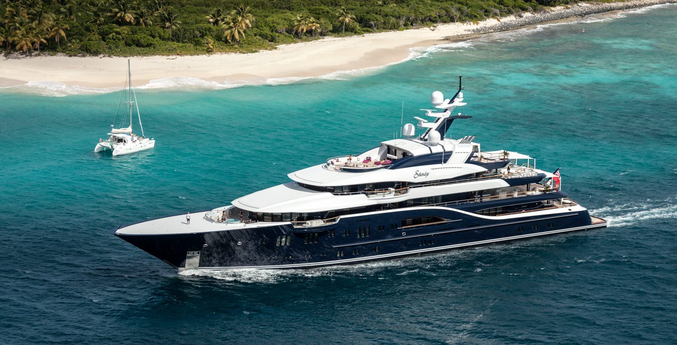 Yachts charters for travel agents