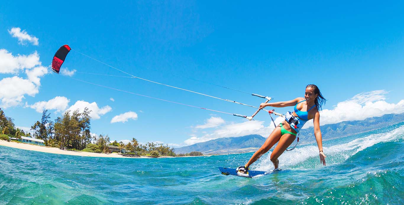Caribbean All-inclusive Kiteboarding Vacations on Catamaran Oculus