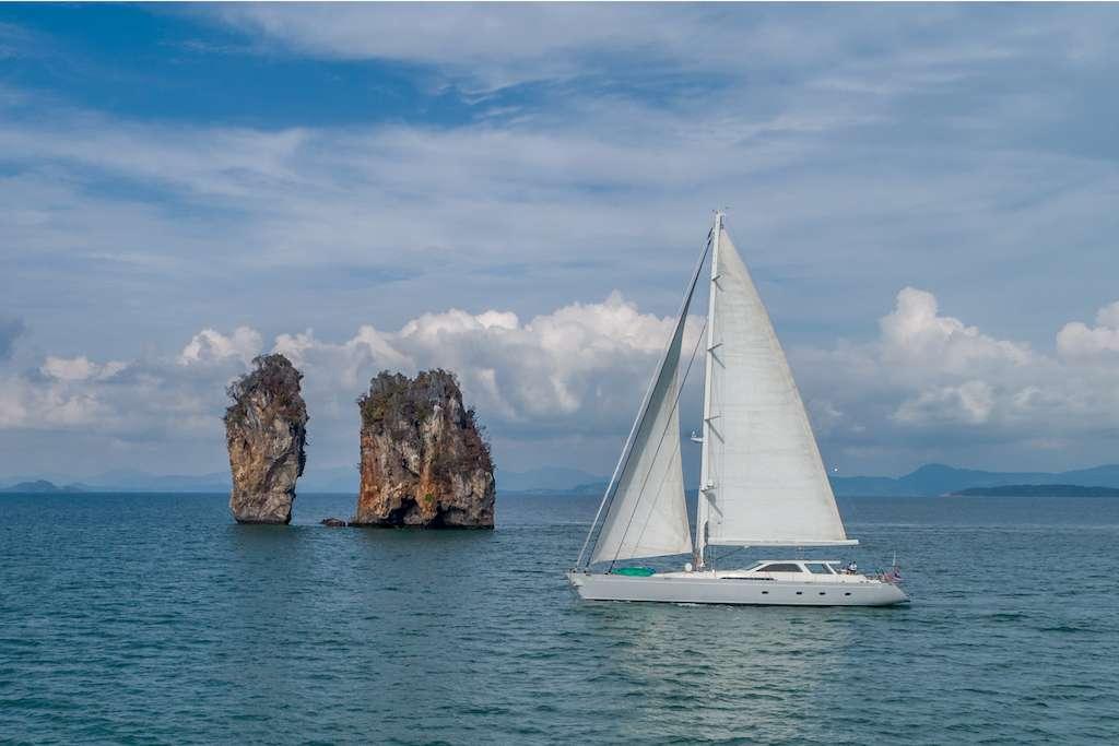 Sail Yacht 'Sail', 8 PAX, 6 Crew, 101.00 Ft, 30.00 Meters, Built 2011, Pithak Shipyard, Refit Year 2015