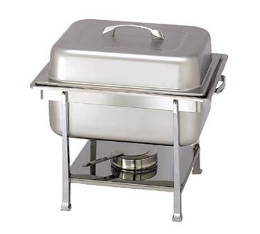 Stainless Steel Chafer 4 Quart Ocean Tents