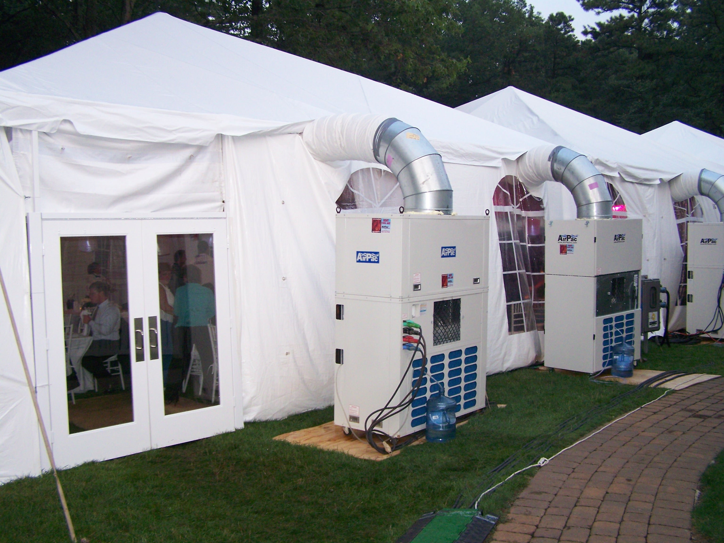 Ocean Tents Air Conditioners