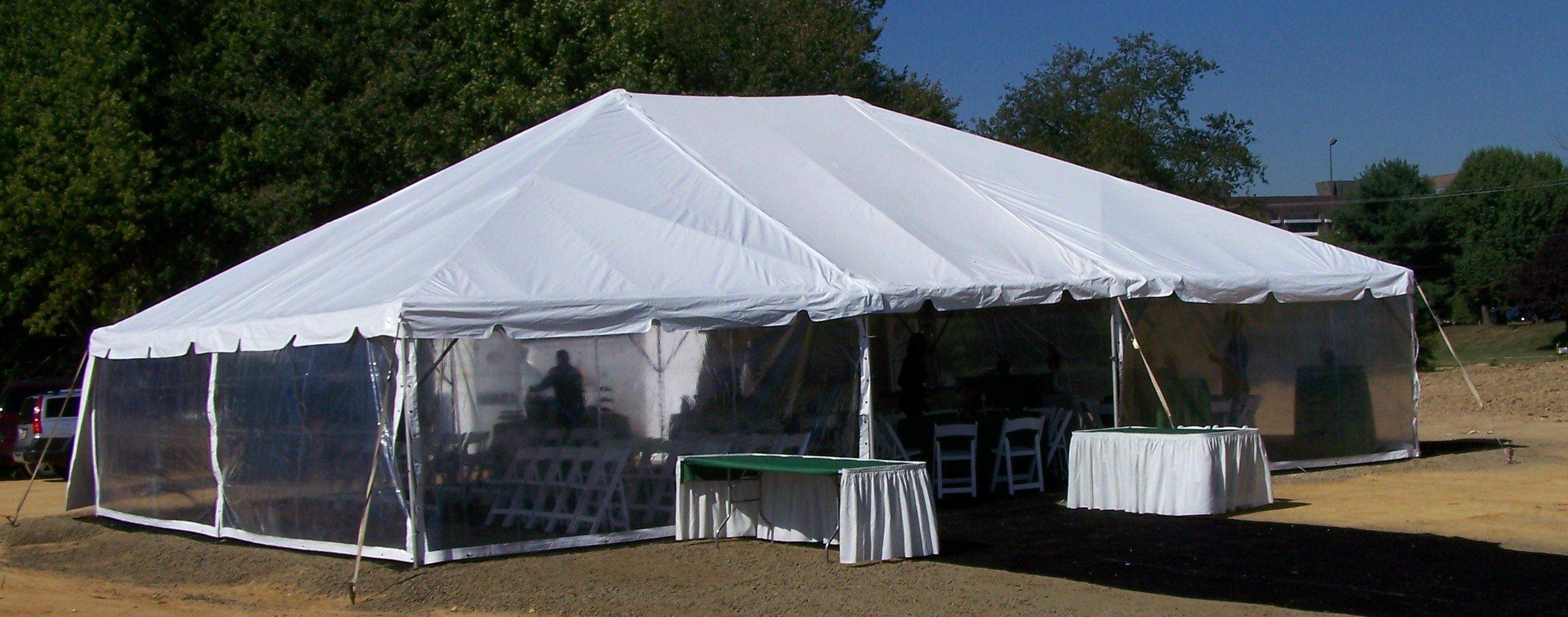 Ocean Tents 30 X 40 1200 Sq Ft