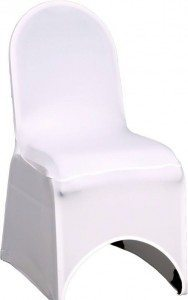Surprising White Spandex Chair Cover Inzonedesignstudio Interior Chair Design Inzonedesignstudiocom