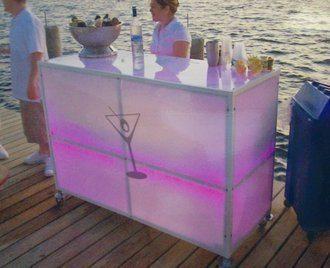 Categories: Illuminated Bars, Portable Bars.