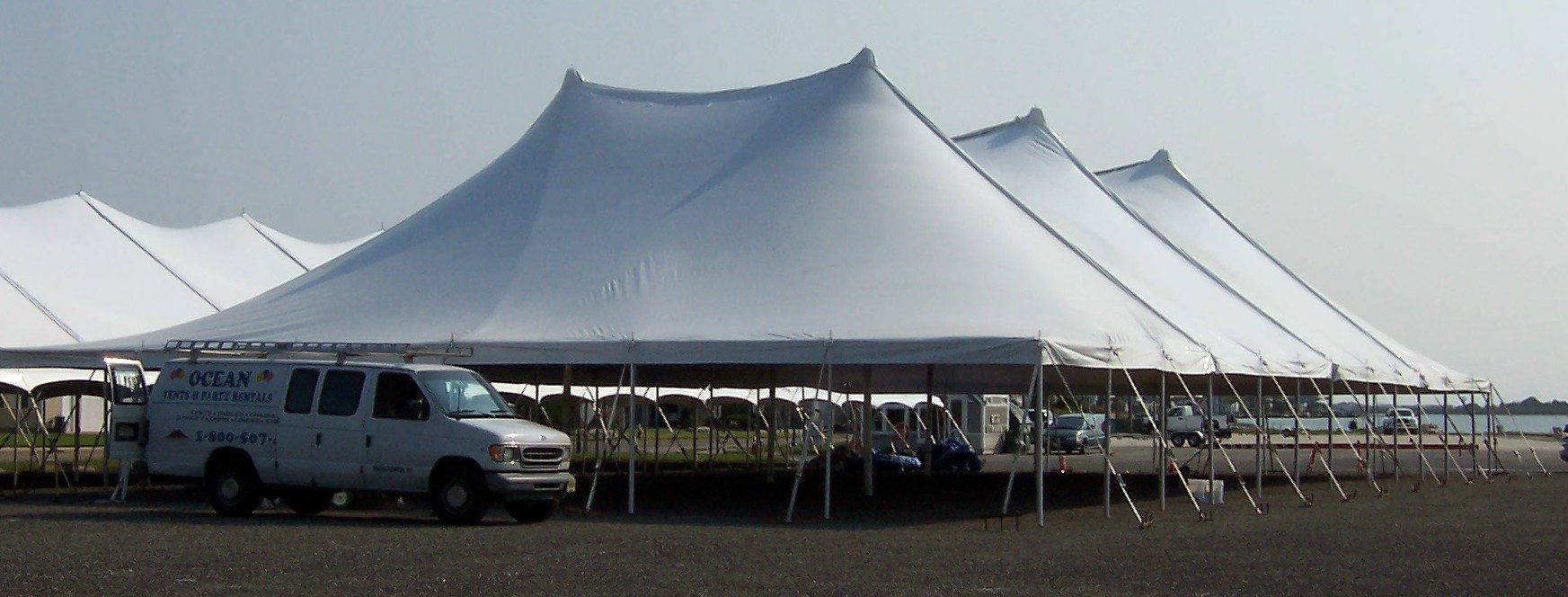 Categories 60u0027 Wide Pole Tent Pole Tents Tents. & 60u0027x90u0027 Pole Tent - Ocean Tents