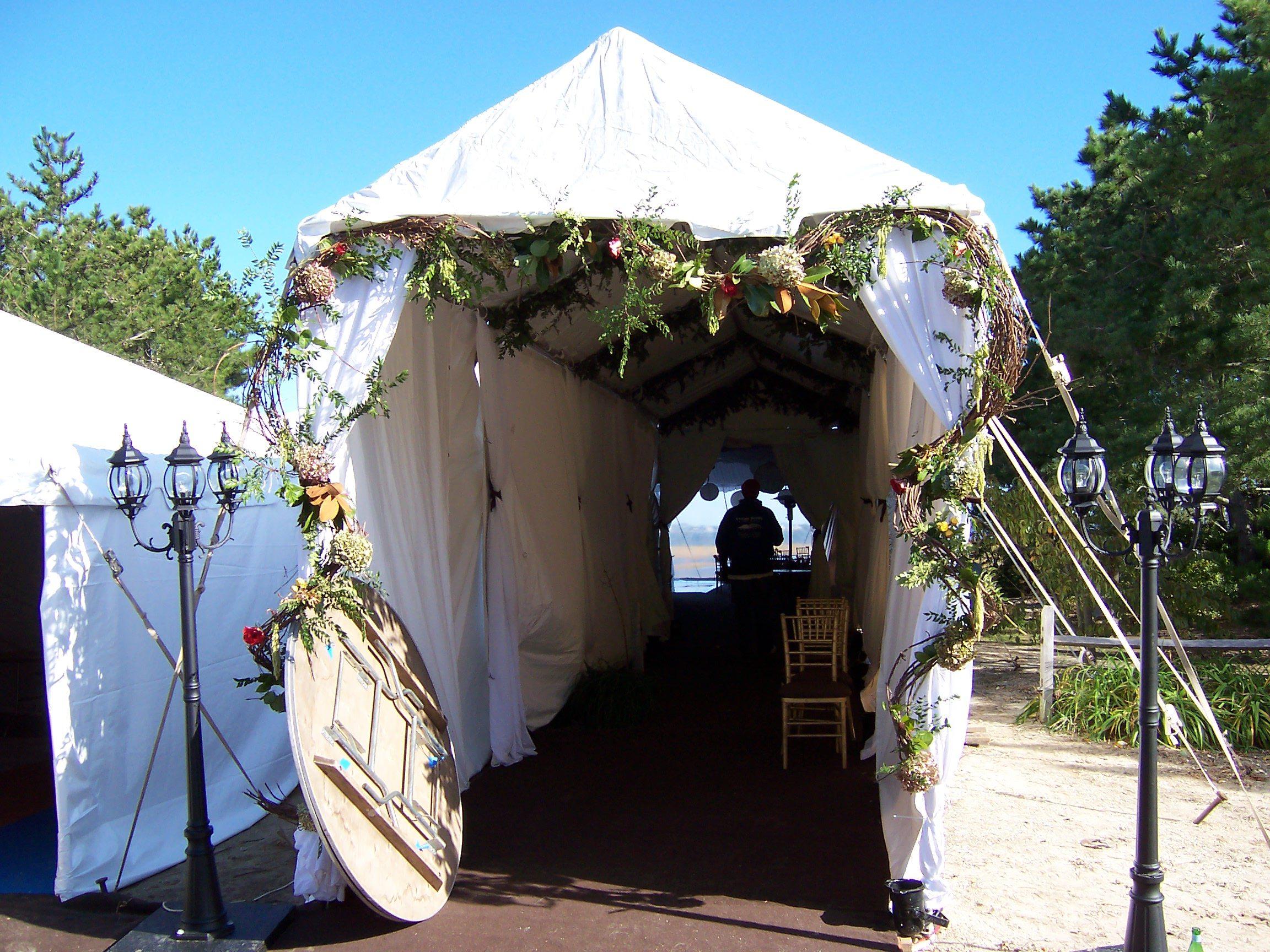 Marquee Tents Ocean Tents
