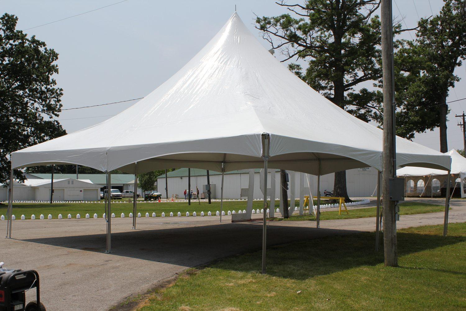 30 X30 Hi Peak Ocean Tents
