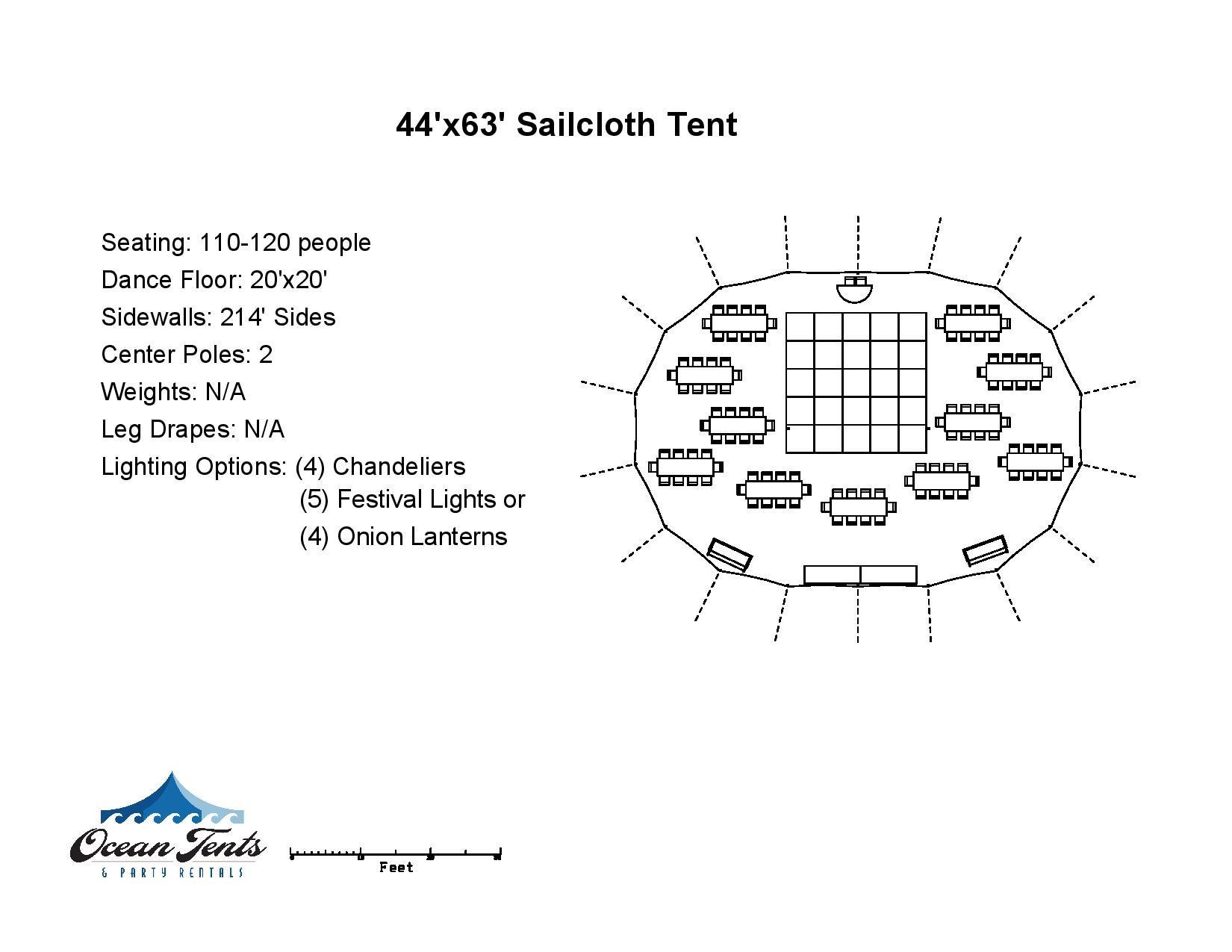 Category ...  sc 1 st  Ocean Tents & 44u0027x63u0027 Sailcloth - Ocean Tents