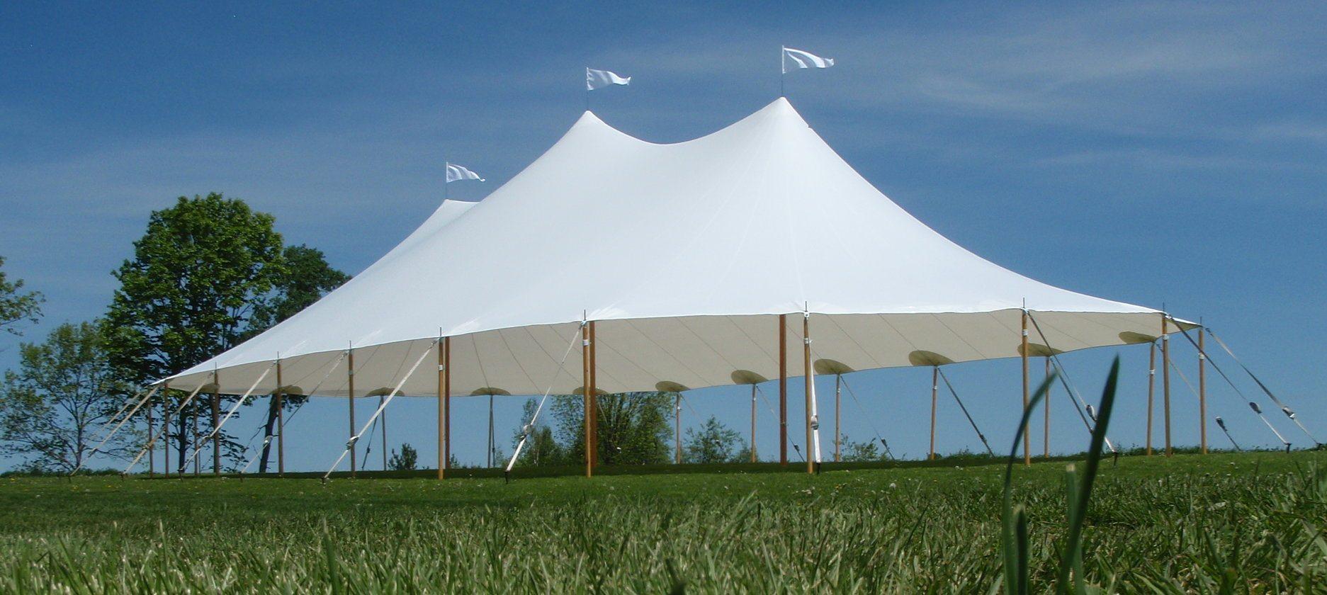 32 X60 Sailcloth Ocean Tents
