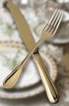 Gold Pattern Flatware
