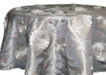 Applique Taffeta Sequins