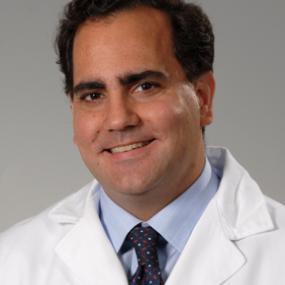 Photo of Hernan A. Bazan, MD, DFSVS, FACS