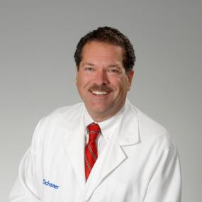 Photo of Dean A. Hickman, MD