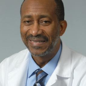 Photo of George W. Howard, III, MD