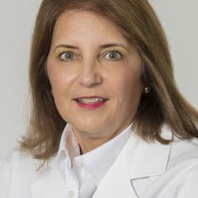 Photo of Gloria M. Leary, MD, PhD