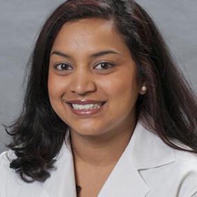 Photo of Kristina V. Raveendran, MD