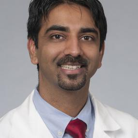 Photo of Pulin A. Shah, MD