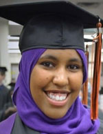 2014 MDSF Award winner: Biftu Omar