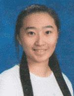 2012 MDSF Award winner: Emily Wang