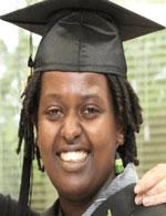 2012 MDSF Award winner: Marie-Laure Uwajeneza