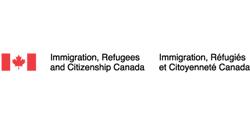 Logo of OCISO funder: IRCC