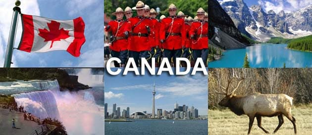 Canadian images