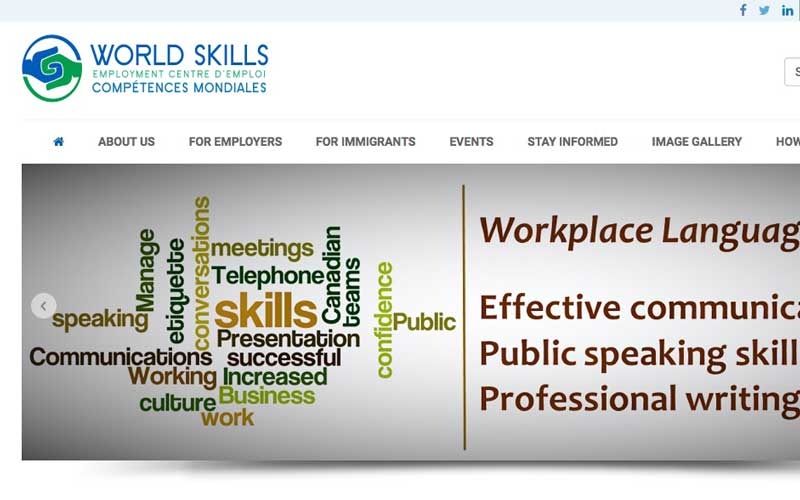 Worldskills Employment Centre