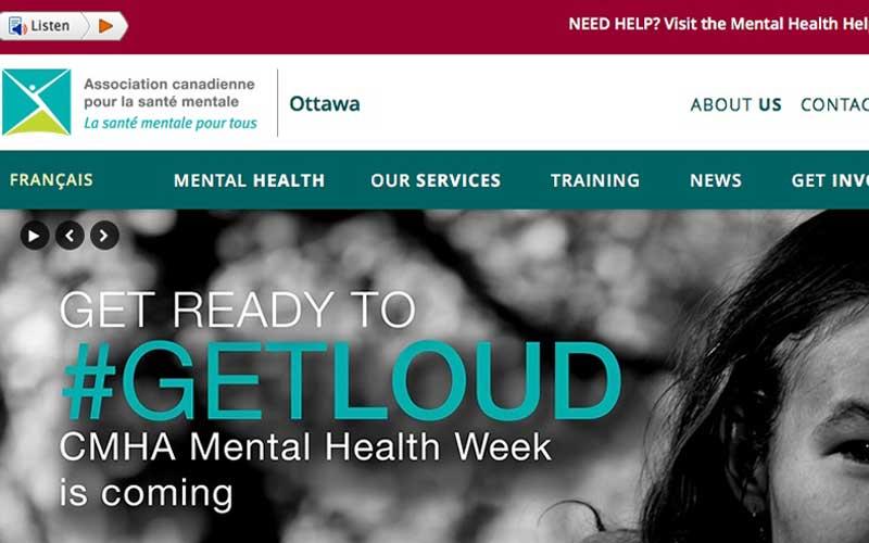 Association canadienne pour la santé mentale