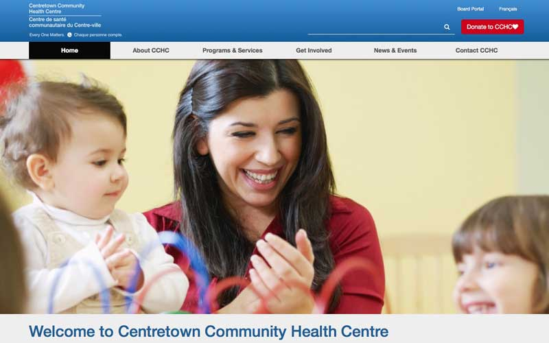 Centertown Community Health Center.