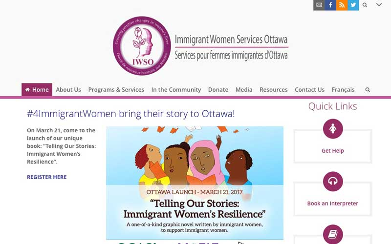 Immigrant Women Service of Ottawa