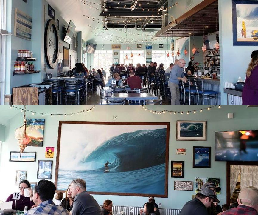 Pelon's Baja Grill Restaurant Red Mill Virginina Beach, Virginia Fish Tacos