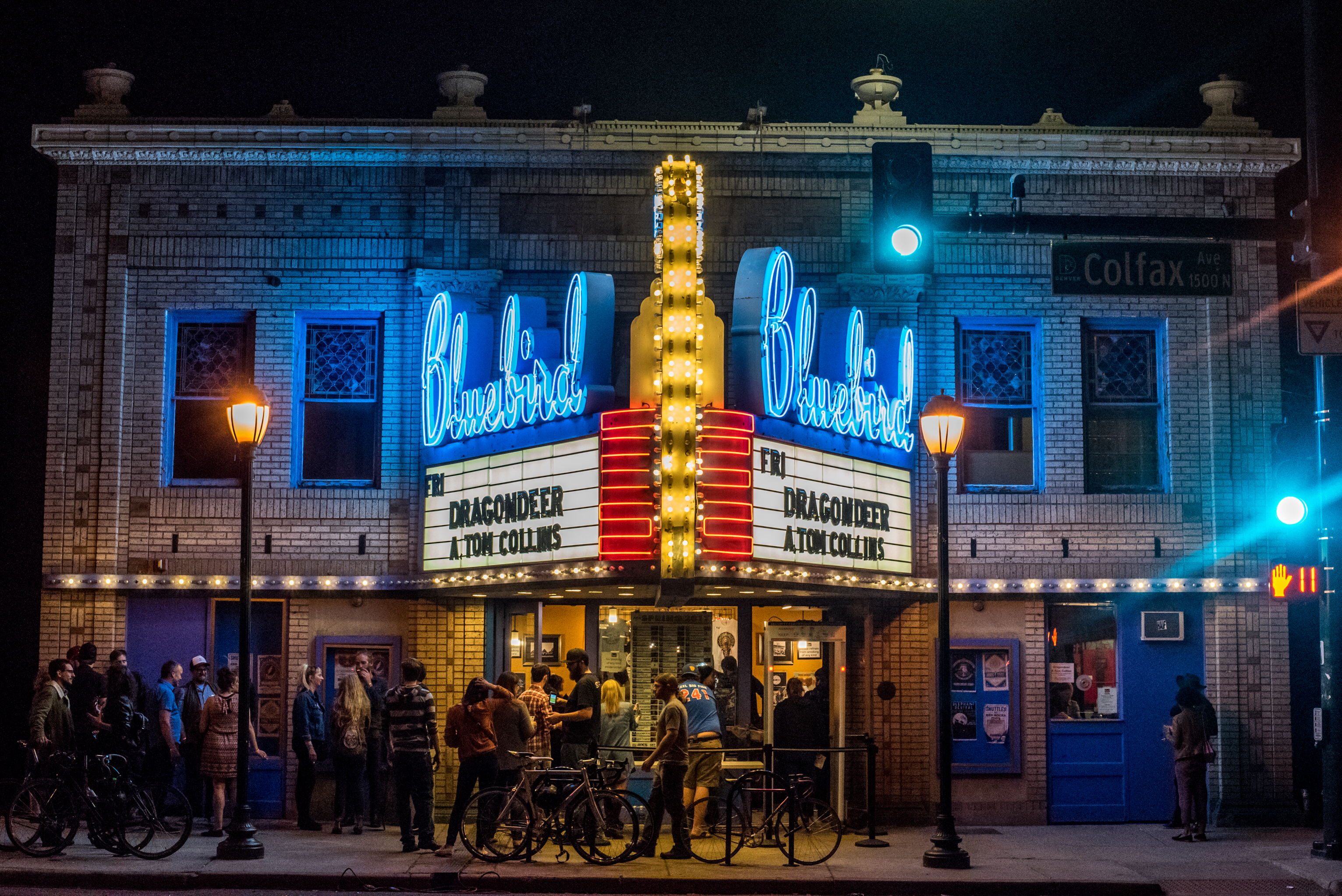 Must-See Concerts in Denver, Bluebird Theater