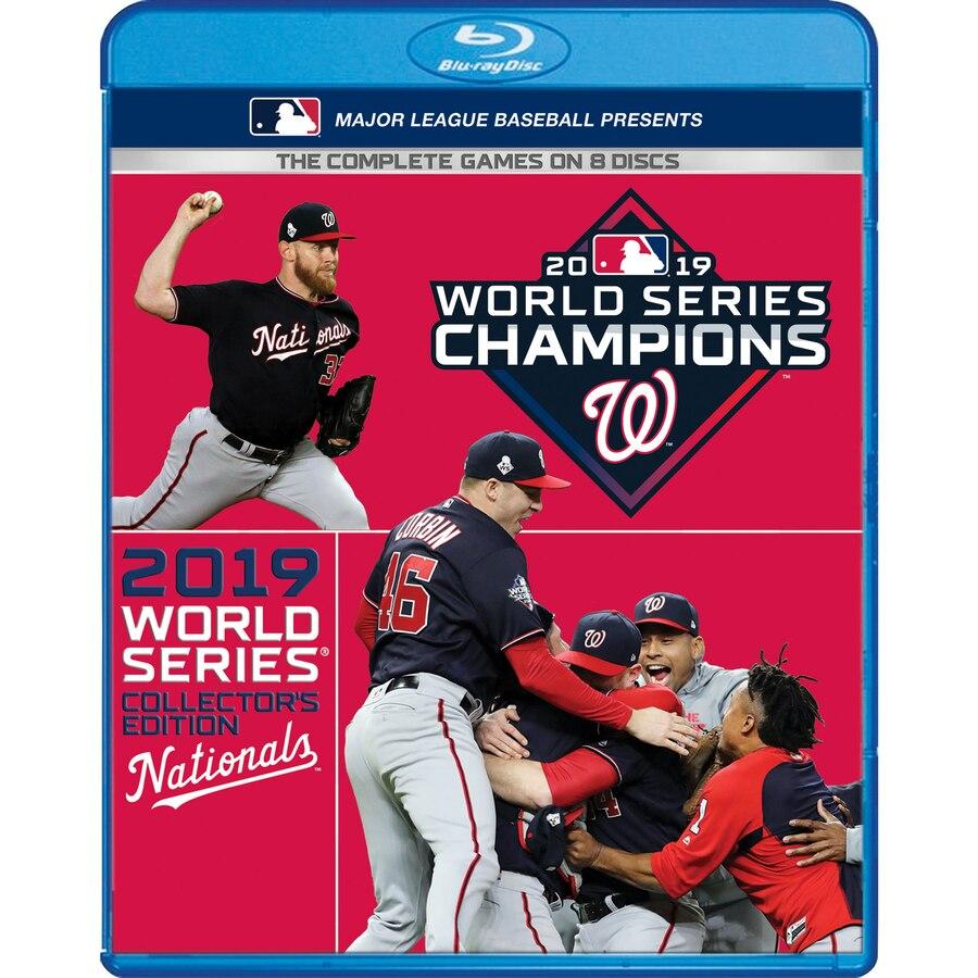 Blu-Ray, World Series