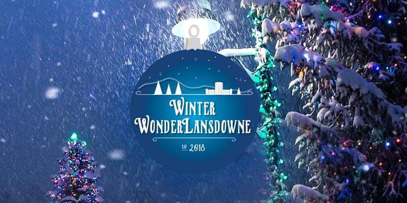 winter wonderlansdowne