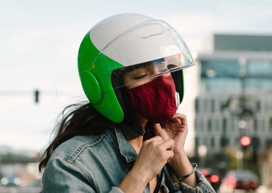 moped, Lime, scooter