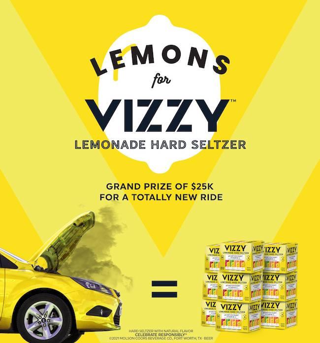 Vizzy lemon contest.