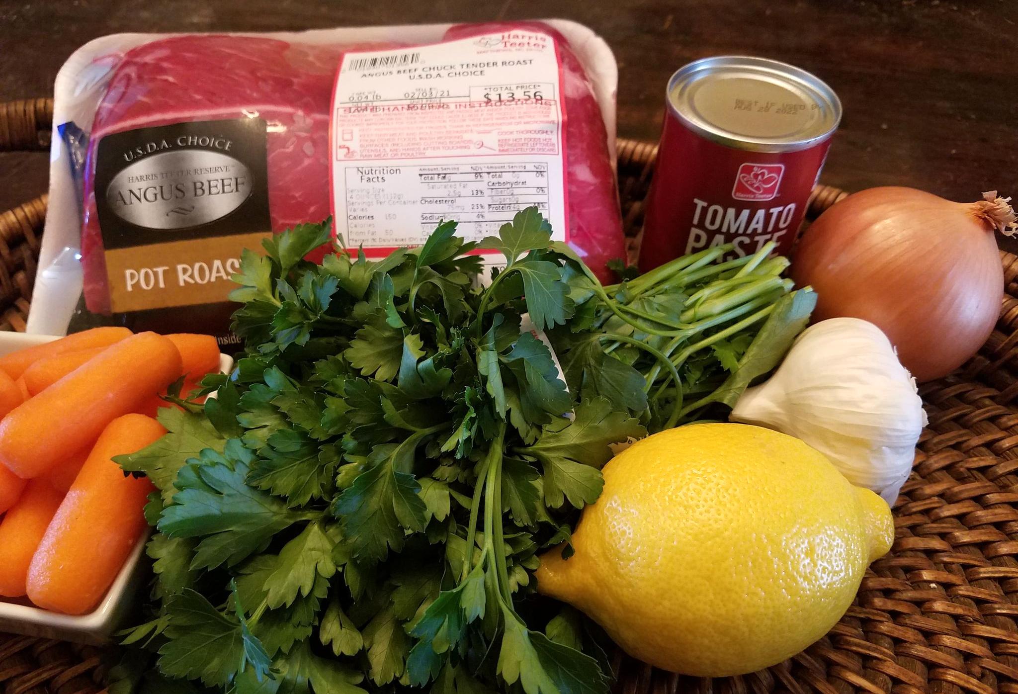 ingredients, vegetables