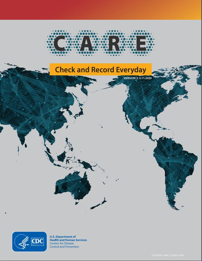 care booklet